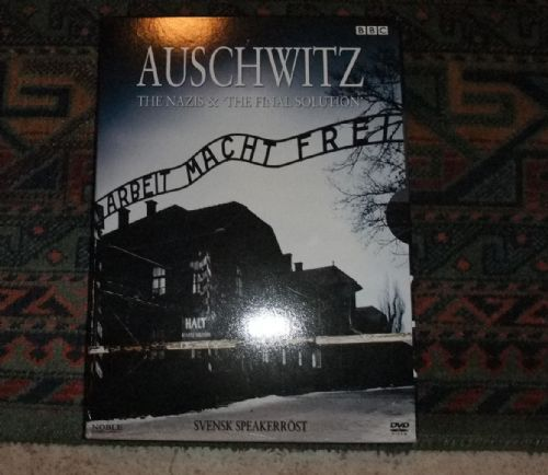 DVD Auschwitz the nazis and the final solution