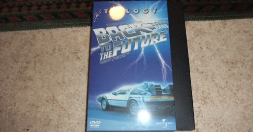 DVD Back to the Future Trilogy