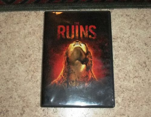 DVD the ruins