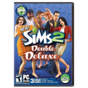 The Sims 2 double delux