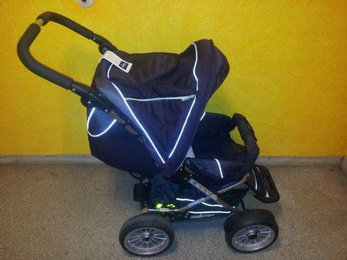 barnvagn emmaljunga