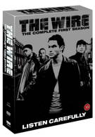 The wire dvd-boxar